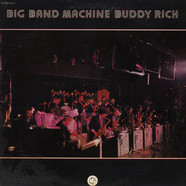 Buddy Rich - Big Band Machine