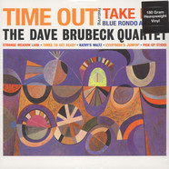 Dave Brubeck Quartet, The - Time Out 180g Vinyl Edition