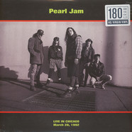 Pearl Jam - Chicago 3/28/92 180g Vinyl Edition