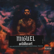 Miguel - Wildheart Deluxe Version
