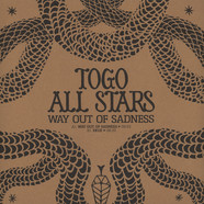 Togo Allstars - Way Out Sadness / Ekue