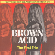 V.A. - Brown Acid: The First Trip Black Vinyl Edition