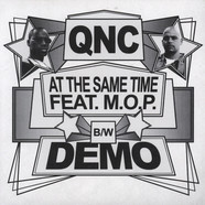 Q-Ball & Curt Cazal - At The Same Time Feat. M.O.P. White Vinyl Edition