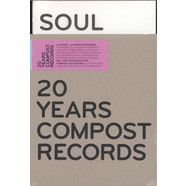 Michael Reinboth - Soul / Love. 20 Years Compost Records