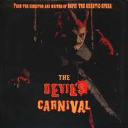 V.A. - OST The Devil's Carnival Red Vinyl Edition