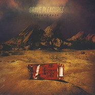 Grave Pleasures - Dreamcrash Red Vinyl Edition