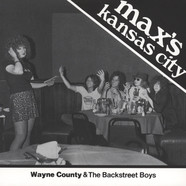 Wayne County & The Backstreet Boys - Max's Kansas City '76