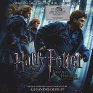 Alexandre Desplat - OST Harry Potter And The Deathly Hallows Part 1 Black Vinyl Edition