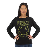 Nirvana - Smiley Women Sweater