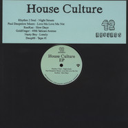V.A. - House Culture EP