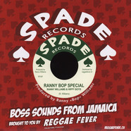 Inspirations / The Hippy Boys & Ranny Williams - Bhutto Girl / Ranny Bop Special