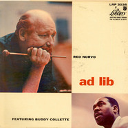 Red Norvo - Ad Lib Featuring Buddy Collette