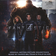 Marco Betltrami & Philip Glass - OST Fantastic Four Colored Vinyl Edition