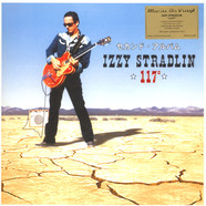 Izzy Stradlin - 117 Degrees Blue Marbled Vinyl Edition