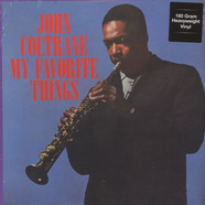 John Coltrane - My Favorite Things 180g Vinyl Edition