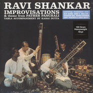 Ravi Shankar - Improvisations 180g Vinyl Edition