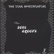 Soul Investigators, The - Plays … Soul Groove