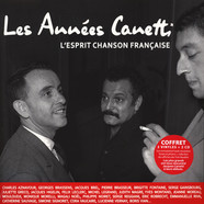 Jacques Canetti - Les Annees Jacques Canetti