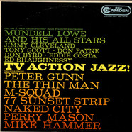 Mundell Lowe And His All Stars - TV Action Jazz!