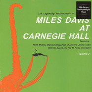 Miles Davis - At The Carnegie Hall Part Two 180g Vinyl Edition