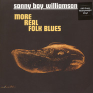 Sonny Boy Williamson - More Real Folk Blues 180g Vinyl Edition