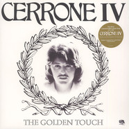 Cerrone - Cerrone IV - The Golden Touch Golden Vinyl Edition