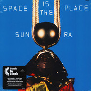 Sun Ra - Space Is The Place Limited Back To Black Edition