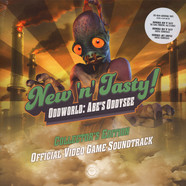 Michael Bross - OST Oddworld: New 'N' Tasty Black Vinyl Edition
