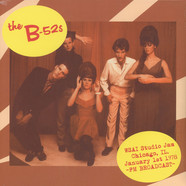 B-52s - WSAI Studio Jam, Chicago, IL., January 1st 1978 - FM BROADCAST