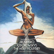 Alejandro Jodorowsky - OST The Holy Mountain Blue Vinyl Edition