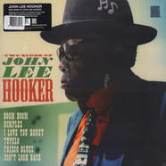 John Lee Hooker - Two Sides Of John Lee Hooker