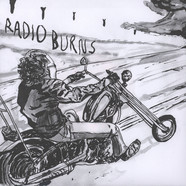 Radio Burns - Untitled Black Vinyl Edition