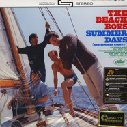 Beach Boys, The - Summer Days (And Summer Nights!) 200g Vinyl Stereo Edition