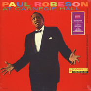 Paul Robeson - At Carnegie Hall