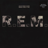 R.E.M. - Live At KCRW In Santa Monica, April 3, 1991 180g Vinyl Edition
