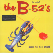 B-52's, The - Dance This Mess Around Black Vinyl Edition
