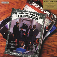Above The Law - Livin' Like Hustlers Transparent Vinyl Edition