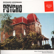 Bernard Herrman - OST Psycho 180g Colored Vinyl Edition