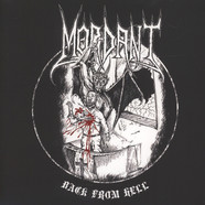 Mordant - Back From Hell Black Vinyl Edition
