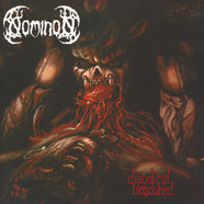 Nominon - Diabolical Bloodshed Red Vinyl Edition