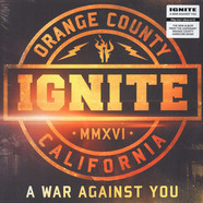 Ignite - A War Against You Black Vinyl Edition