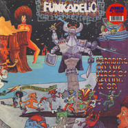 Funkadelic - Standing On The Verge Of Getting It On Colored Vinyl Edition