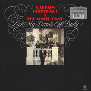Captain Beefheart - Lick My Decals Off Baby