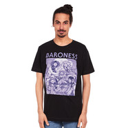 Baroness - Cover T-Shirt