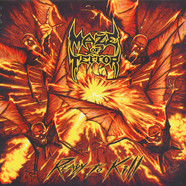 Maze Of Terror - Ready To Kill (Black Vinyl)