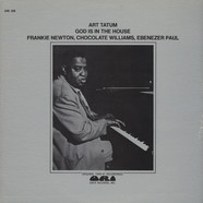 Art Tatum - God Is In The House