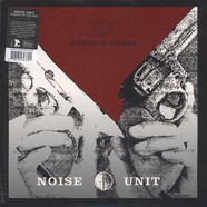 Noise Unit - Strategy Of Violence Red Vinyl Edition