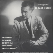 Edgard Varese - Complete Works