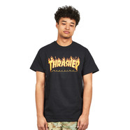 Thrasher - Flame T-Shirt