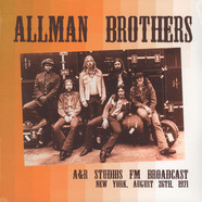 Allman Brothers Band, The - A&R Studios, FM Radio Broadcast, New York August 26th, 1971